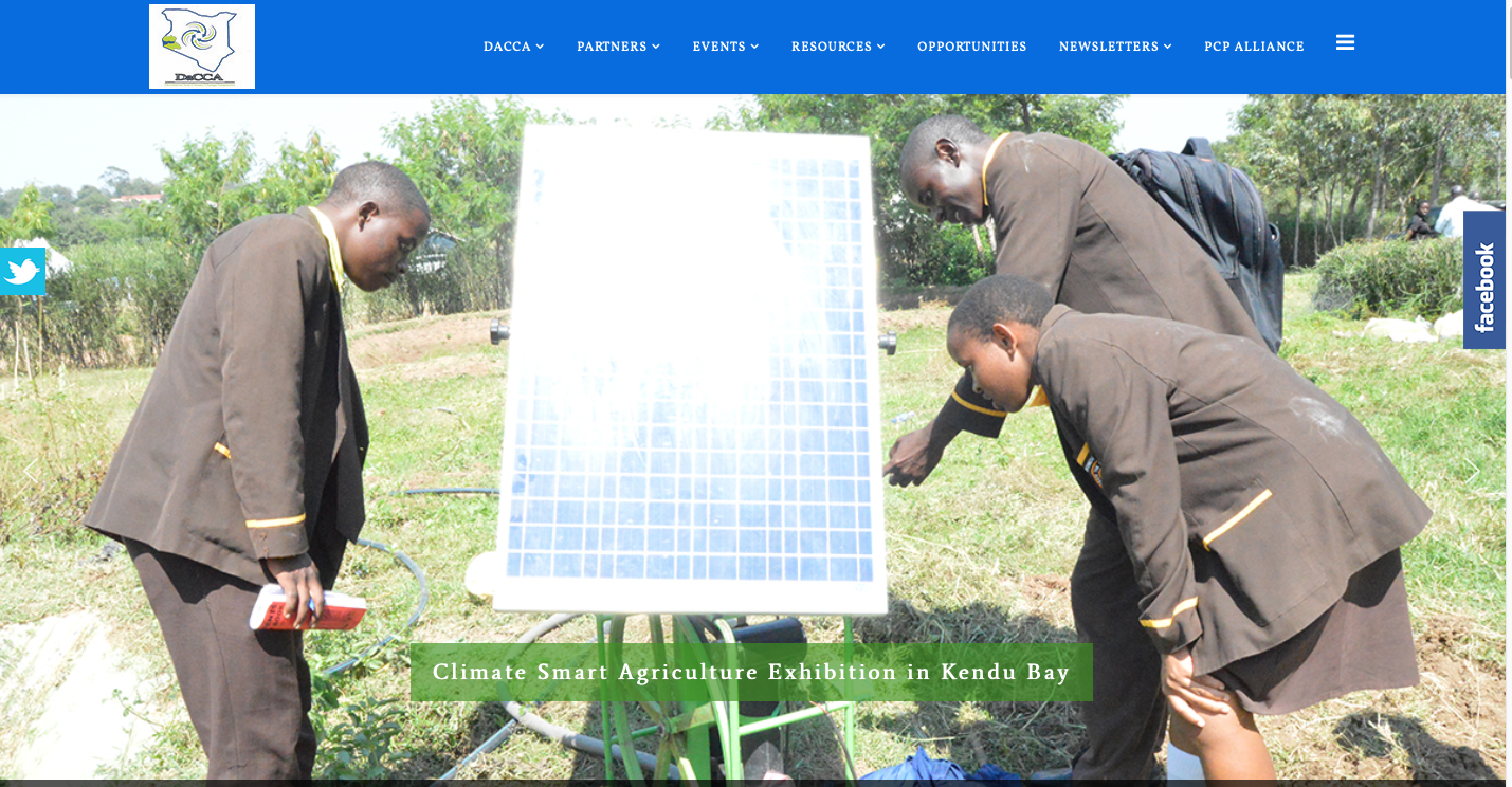 Scaling up Climate Smart Agriculture for inclusive